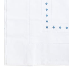 Load image into Gallery viewer, Dot Pillow Case - blue -HTM003/813