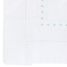 Load image into Gallery viewer, Dot Pillow Case - Aqua-HTM003/964