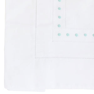 Dot Pillow Case - Aqua-HTM003/964