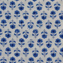 Load image into Gallery viewer, Fine Indian Hand Block Printed Cotton at Pigott's Store