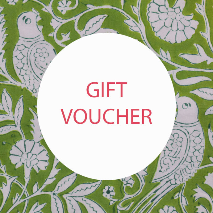 Gift Voucher at Pigott's Store