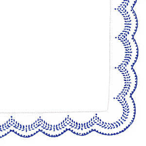 Pillow Cases - Grani - Navy Blue PC-OO-Grani/312