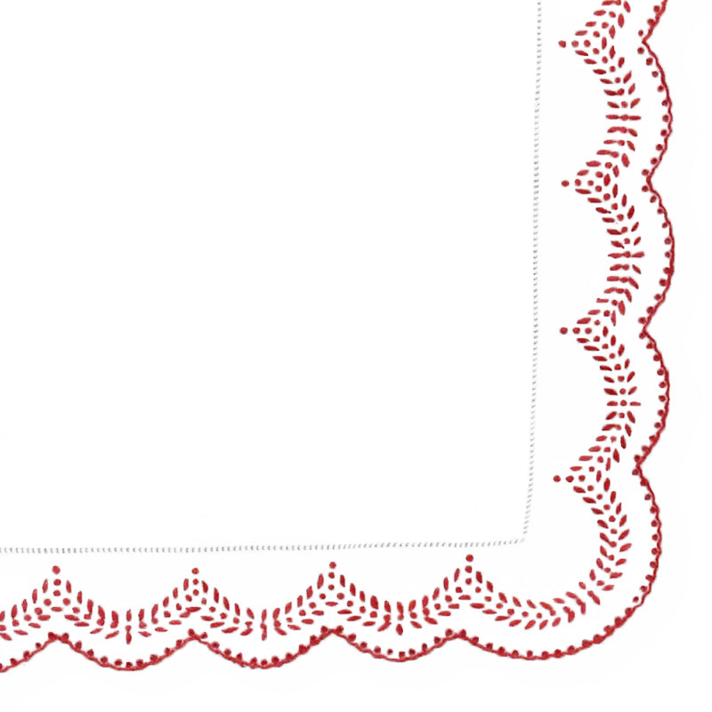Pillow Cases - Grani - Red PC-OO-GRANI/304