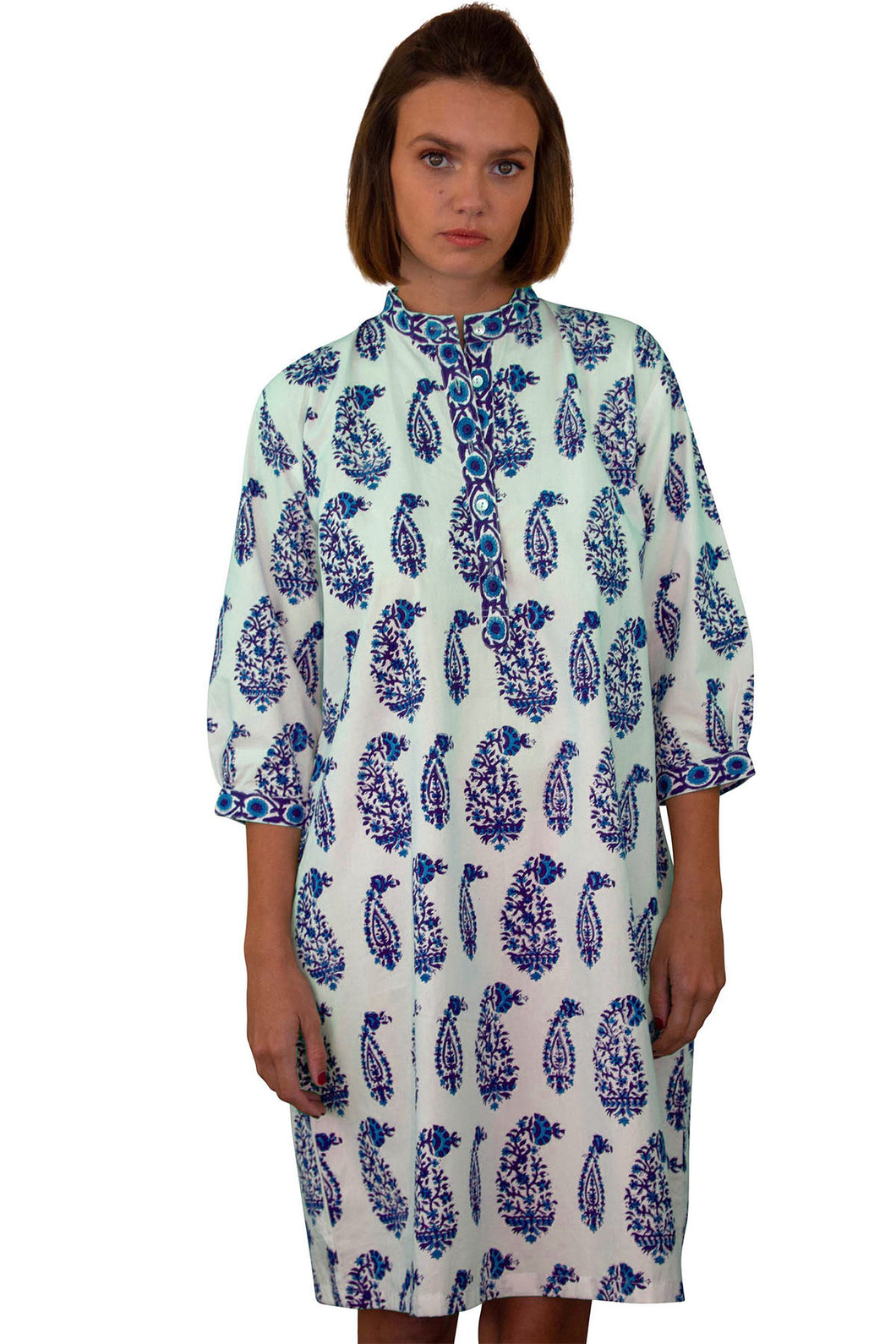 Kurta Dress - Kalam Paisley