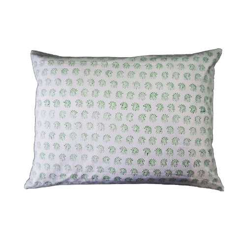 Mini Pillow Case - Block Printed - Bella