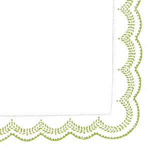 Mini Pillow Cases - Grani - Light Green