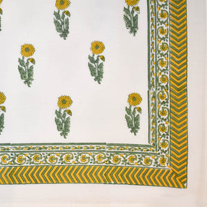 Tablecloth -R-SunflowerButa