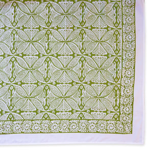 Tablecloth - Rect - Square Flower