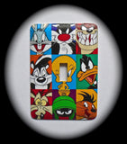 Metal Single Toggle Switch Plate Cover ~ Cartoon Characters - Just Switch It 2