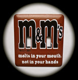 Metal Double Toggle Switch Plate Cover ~ M&M Candy - Just Switch It 2