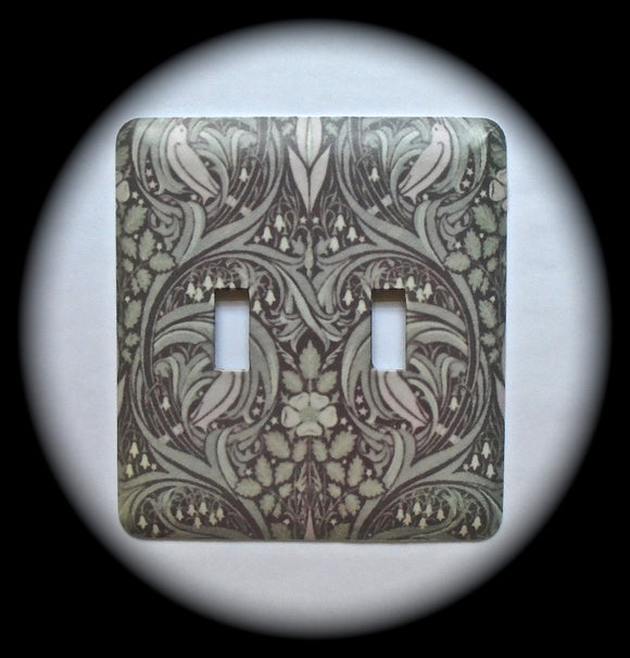 Double Switch Plate ~ Print