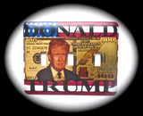 Triple Switch Plate ~ President Donald Trump
