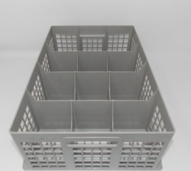 12 Slot Water Glass Rack 10/cs