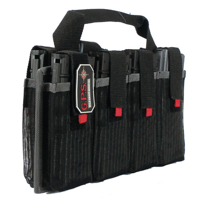 G-outdrs Gps Ar 8-magazine Tote Blk