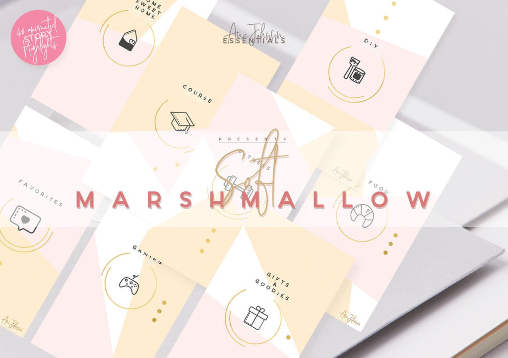 Soft Marshmallow - Story Highlights