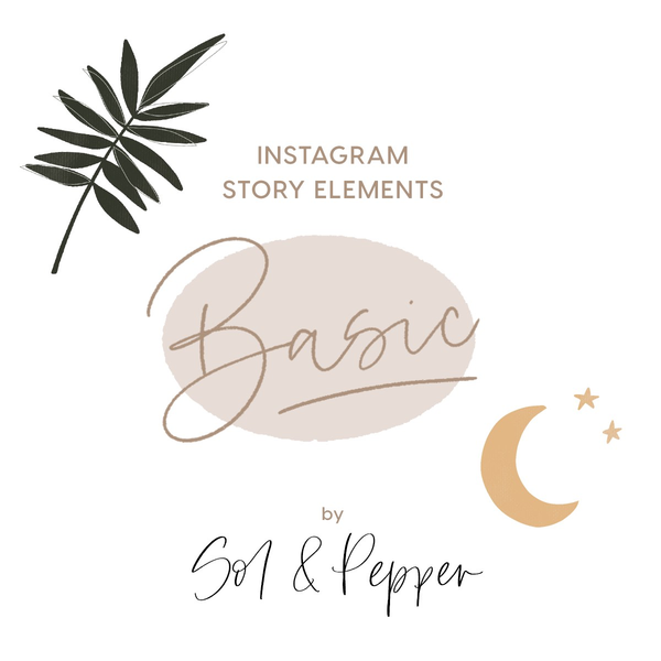 Story Elements - The BASICS by Sol & Pepper