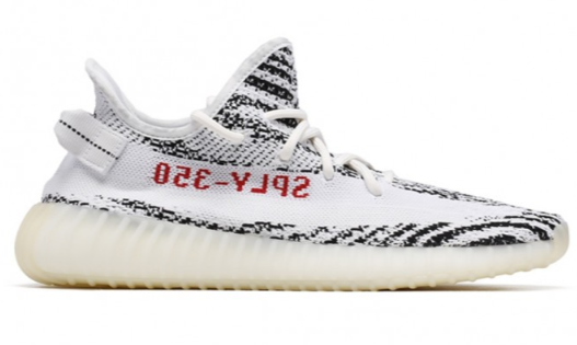 Running Shoes Adidas Yeezy Boost 350 V2 Zebra