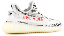 Load image into Gallery viewer, Running Shoes Adidas Yeezy Boost 350 V2 Zebra