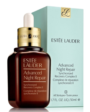 Estee Lauder Skin looks younger, radiant,even