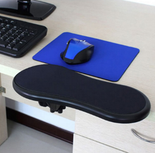 Load image into Gallery viewer, Mouse Pad Attachable Armrest Pad Desk Computer