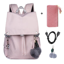 Load image into Gallery viewer, Multi-Pocket Backpack  Students Backpack School Bag Fashion