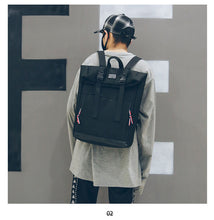Load image into Gallery viewer, Men Backpack Unisex Preppy School and Travel BagsGirls Mochila Laptop