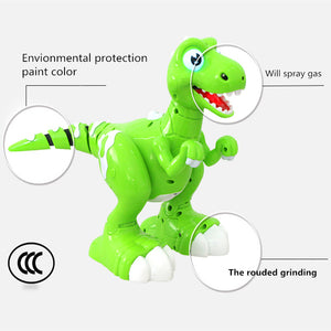 Dinosaur  toys controlled electronic
