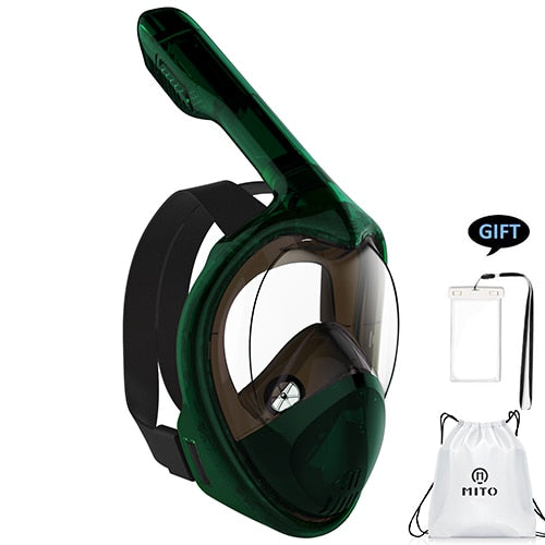 Full Face Diving Mask