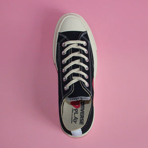 Original Converse Chuck 70 all star shoes love style 1970s men and women's
