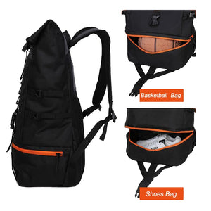 Travel Backpacks Sports Basketball Bag Breathable