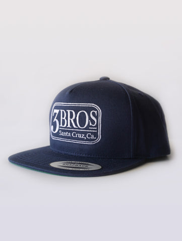 BLUE COLLAR SNAPBACK, NAVY