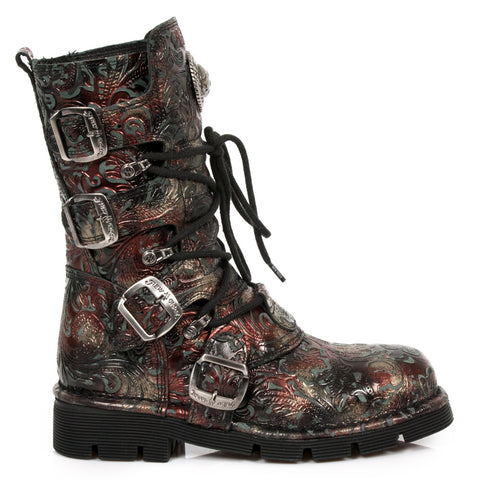 Image of New Rock Boots  Shoes Comfort Light M.1473-S42