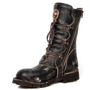 New Rock Boots  Shoes Comfort Light M.1473-S48