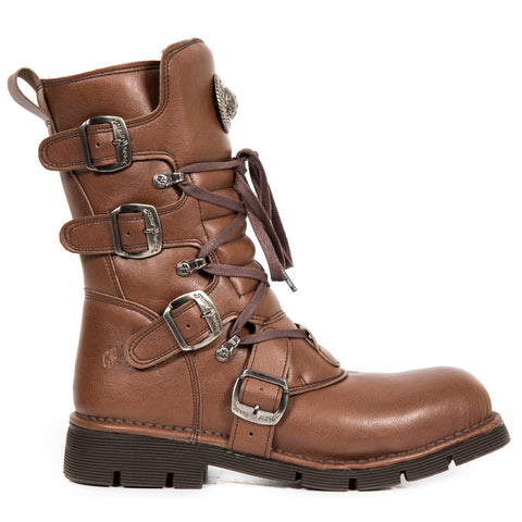 New Rock Boots  Shoes Comfort Light New Rock Boots Shoes Vegan Collection M.1473-V2