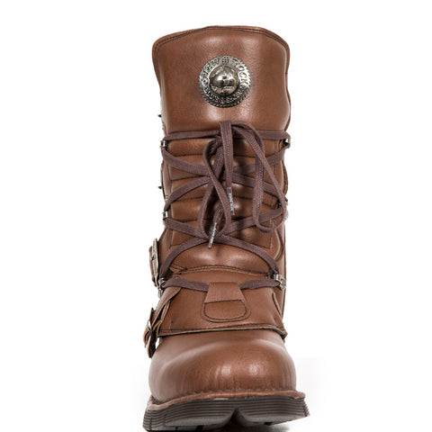 Image of New Rock Boots  Shoes Comfort Light New Rock Boots Shoes Vegan Collection M.1473-V2