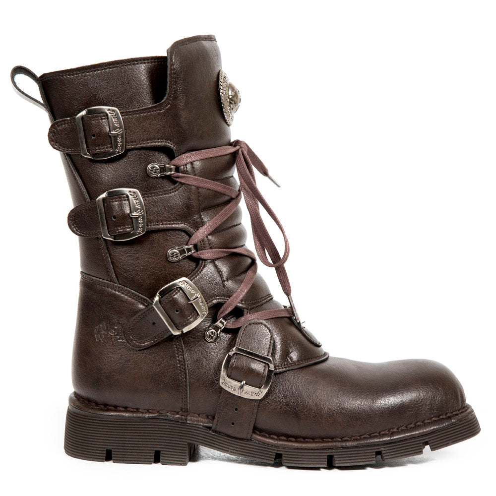 New Rock Boots  Shoes Comfort Light New Rock Boots Shoes Vegan Collection M.1473-V3