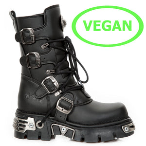 New Rock Boots Shoes Vegan Collection M.373-S7