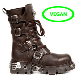New Rock Boots Shoes Vegan Collection M.373-V4