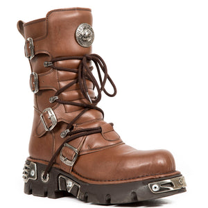New Rock Boots Shoes Vegan Collection M.373-V5