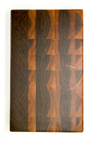End Grain Walnut Cutting Board
