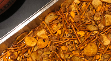 Smoked Snack Mix