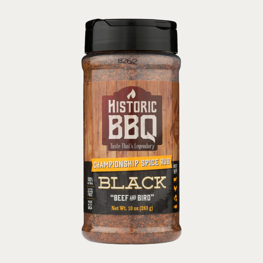 Black - Beef & Bird - 10oz