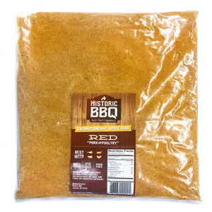 Red - Pork & Poultry - 2lb