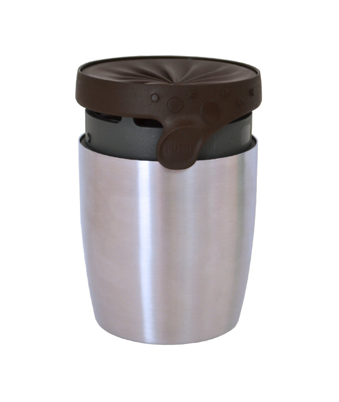 Stainless Steel Twizz Mug - 200ml Cappucino – Makia's World