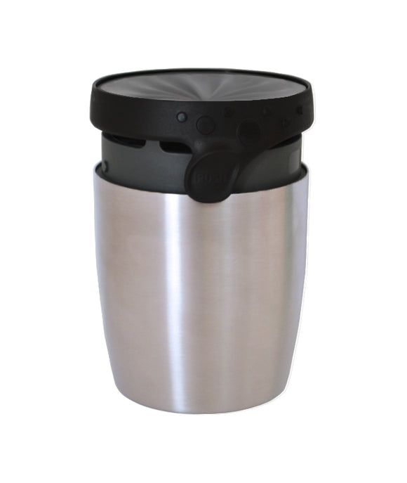 Stainless Steel Twizz Mug - 200ml Mocha – Makia's World
