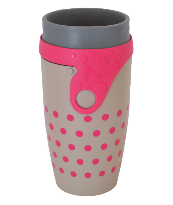 Reusable TWIZZ Coffee Cup | 350mL | Charlotte | Makia's World