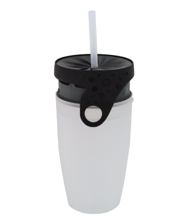 Reusable TWIZZ Cup | Grey | 350mL | Crystal | Makia's World