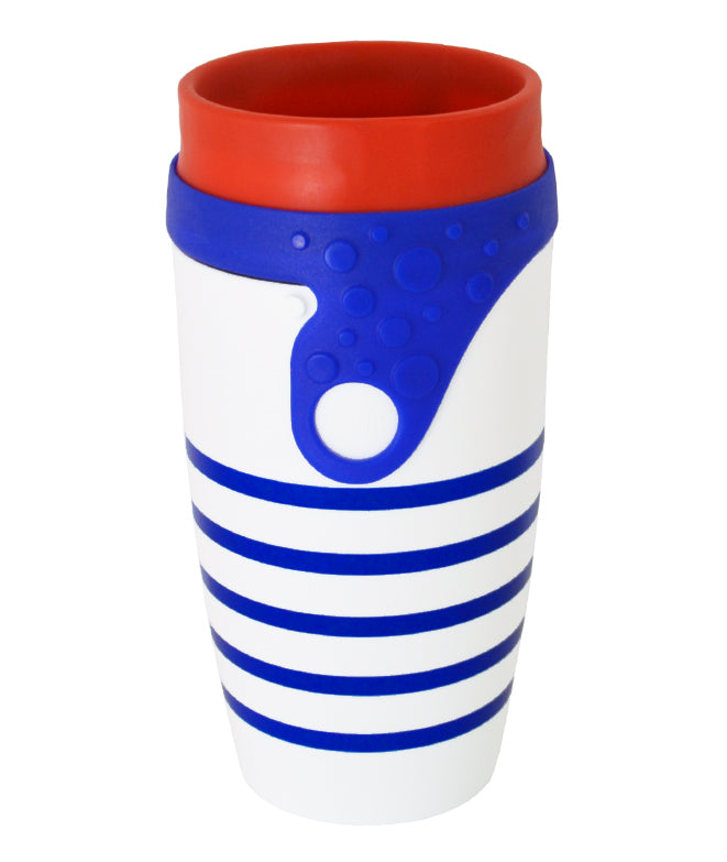 Reusable TWIZZ Travel Cup | 350mL | Marcel | Makia's World