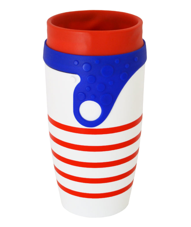 Reusable TWIZZ Coffee Cup | 350mL | Paulette | Makia's World