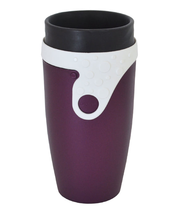 Reusable TWIZZ Travel Cup | 350mL | Purple Rain | Makia's World
